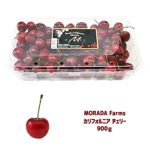 クール便発送【MORADA Farms】プレミアム カリフォルニア チェリー アメリカン チェリー さくらんぼ900g 05P04Jul15
