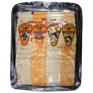 【コストコCOSTCO】ソノマチーズファクトリースライスチーズパーティートレー 907gSONOMA CHEESE 2LB. Wine and Cheese Country Selection. Sliced Cheese Variey.