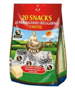クール便【COSTCO コストコ】PARMAREGGIO パルマレッジョ ミニパルミジャーノ レッジャーノ チーズDOP 20g×20個 400g 個包装