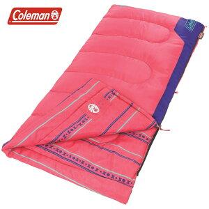 【あす楽Colemanコールマン】YOUTH COMFORT SMART SLEEPING BAG子ども用寝袋【ピンク】ユーススリーピングバッグ66×152.4cmキッズ寝袋 キャンプ用品
