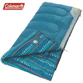 あす楽【Colemanコールマン】YOUTH COMFORT SMART SLEEPING BAG子ども用寝袋【ブルー】ユーススリーピングバッグ66×152.4cmキッズ寝袋 キャンプ用品
