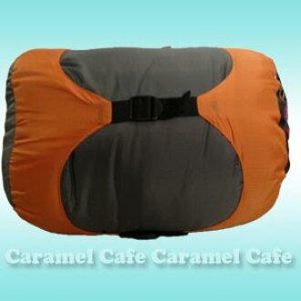 sleepcell 睡眠卖凉爽的溢价 COOLVENT 橙色发泄溢价睡袋蛋形橙色 05P04Jul15