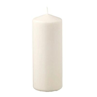【IKEAイケア】FENOMENブロックキャンドル(香りなし)20cm