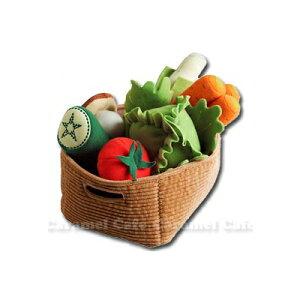 【IKEAイケア】【DUKTIG】おままごと 野菜セット 14点