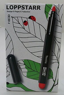 LOPPSTARR cloth on a felt-tip pen 6-piece