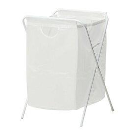 【当店ポイント5倍】【IKEAイケア】JALLランドリーバッグ スタンド付き【ホワイト】 【ラッキーシール対応】