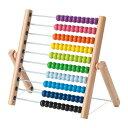 ★あす楽★【IKEA】イケア 木製おもちゃMULAシリーズ 100玉そろばん 算数のお勉強にぴったり♪