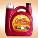 あす楽【送料無料】★液体洗剤 ゲイン GAIN 8.87L⇒リニューアル 2倍濃縮 4.43L アップルマンゴータンゴ【輸入…