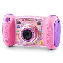 ★あす楽★VTech Kidizoom Camera Pix 子供用 デジタルカメラ ピンク 写真 動画 編集 ゲーム