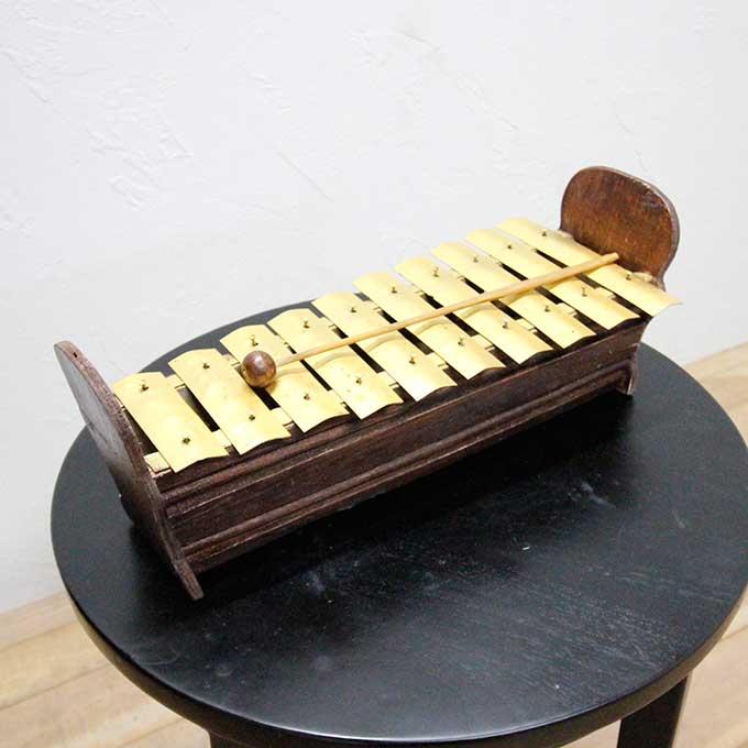 バリ島 ガムラン バリ音階 鉄筋 民族楽器