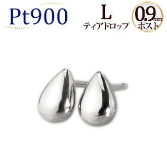(ScdLpt9) PT 淚珠和白金耳環大日本)