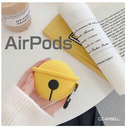 AirPodsケースカラナビカバーシリコンアクセサリーかわいいおしゃれAirPodsカバーケースAirPodsケースairpodsエアーポッズエアポッズエアポッドCZ-APBELL