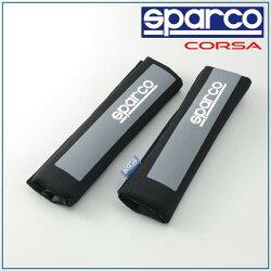 スパルコ・sparco/SPC・ショルダーパットグレーSPC1202