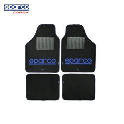 スパルコ・sparco/SPC・フロアマットブルー4PCSPC1901