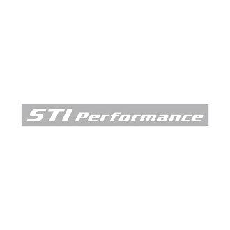 STI 性能贴纸 (白) STSG14100470