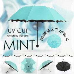 晴雨兼用折り畳み傘