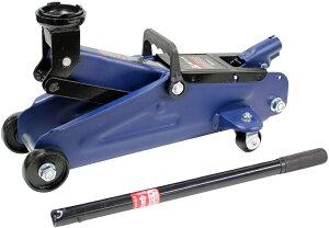 2t 油圧 フロアジャッキ コンパクト 最高値 340mm 最低値 135mm 1年保証 大自工業 FA20