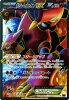 神奇宝贝卡EX borukenion EX(SR)/爆熱的斗士/XY11/Pokemon