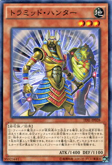 Yu-Gi-Oh! / The Dark Illusion / Tramid Hunter / Common/TDIL-JP028/JP