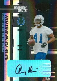 デクスター・マクラスター NFLカード Dexter McCluster 2010 Panini Rookies and Stars Team Logo Rookie Autographs 3/5