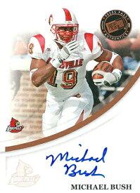 マイケル・ブッシュ NFLカード Michael Bush 2007 Press Pass Autographs