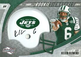 ケレン・クレメンス NFLカード Kellen Clemens 2006 Sweet Spot Rookie Signatures