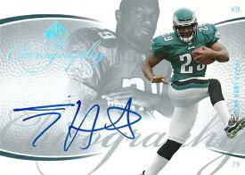 トニー・ハント NFLカード Tony Hunt 2007 SP Authentic Chirography