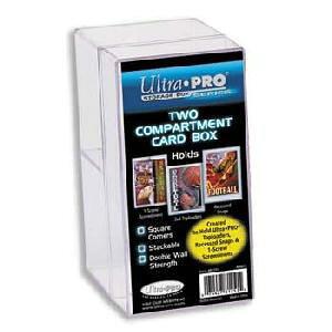 カード収納用ケース プラスチックケース (トップローダー,1スクリューダウン用) Ultra Pro ウルトラプロ