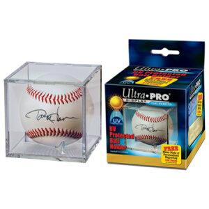 ウルトラプロ(UltraPro) サインボールケース UVカット仕様 (#81528) UV Protected Baseball Holder
