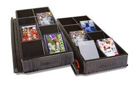 ウルトラプロ (Ultra Pro) カード仕分け用トレイ (トップローダー&ワンタッチマグネットホルダー用)(#84754) / Toploader & ONE-TOUCH Card Sorting Tray 8 Slant