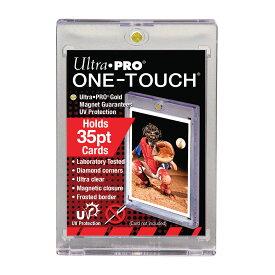 ウルトラプロ(UltraPro) 35PT ワンタッチマグネットホルダー 1mm厚 UVカット仕様 (#81575) One Touch Magnet Holder UV