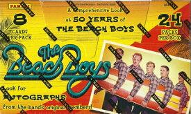 ザ・ビーチボーイズ 2013 Panini The Beach Boys トレーディングカード ボックス(Box) ★10/30入荷!