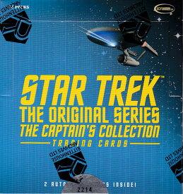 スタートレック 2018 Rittenhouse Star Trek The Original Series Captain's Collection Trading Cards 7/27入荷!