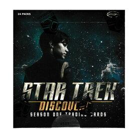 スタートレック 2019 Rittenhouse Star Trek Discovery Season 1 Trading Cards 4/1入荷!