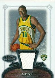 サエル セネ NBAカード 06/07 Bowman Sterling Jersey Rookie / Saer Sene