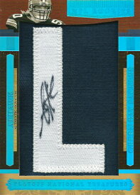 A.J. ホーク NFLカード A.J. Hawk 2006 Playoff National Treasures Rookie Autographed Letters 03/80