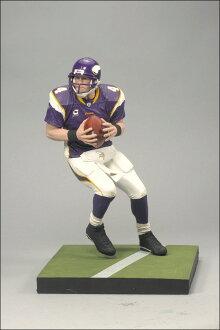 布雷特·fabumakufaren NFL 23(维京/紫)/Brett Favre