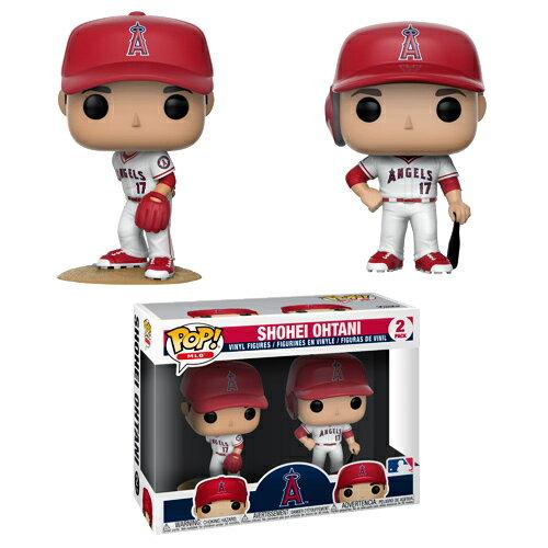 (予約)ファンコ ポップ!大谷翔平 (エンゼルス) MLB 2体セットフィギュア / Funko Pop! Shohei Ohtani 2-Pack (Los Angeles Angels) MLB Funko Pop! 12月入荷予定!