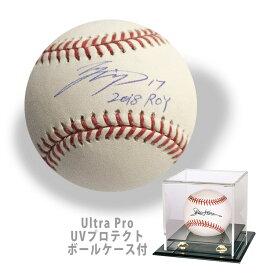 大谷翔平 2018 ROY 入り直筆サインボール / Shohei Ohtani Autographed Inscribed 2018 ROY Baseball UP-84410付属
