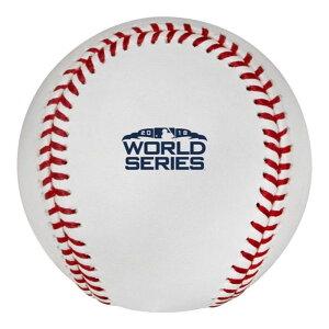 (セール) Rawlings社製 MLB 2018 ワールドシリーズ公式球 紙箱入り (ボール) ローリングス