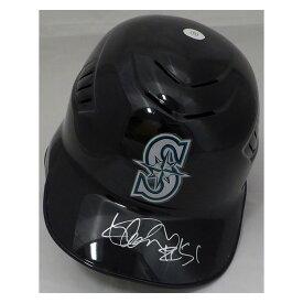 """イチロー 直筆サイン入りヘルメット (Ichiro Suzuki Autographed Seatle Mariners Rawlings Batting Helmet """"#51"""" IS Holo)"""