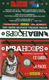 【送料無料】NBA 2014-15 Panini Hoops Basketball Hobby ボックス(Box)
