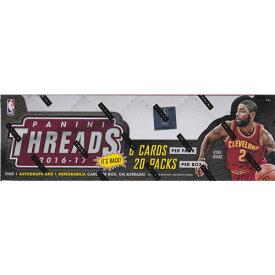 (セール)NBA 2016-17 Panini Threads Basketball ボックス(Box)