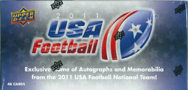 2011 UD USA Football Box Set (セット)