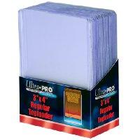 ウルトラプロ(UltraPro) お手頃トップローダー (クリア) 25枚入りパック (#81222) 3x4 Regular Top Loader