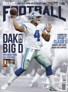 NFL Beckett Plus #310 2016年 11月号