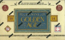 2014 Panini Golden Age Baseball ボックス (Box)
