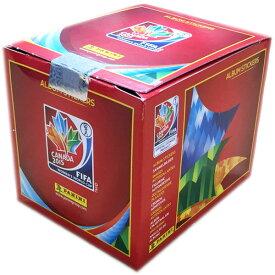 (セール)パニーニ 2015 FIFA 女子ワールドカップ ステッカー ボックス (Box) (Panini 2015 FIFA Women's World Cup Canada Sticker) なでしこジャパン