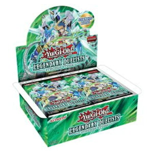 【予約販売】遊戯王 Legendary Duelists: Synchro Storm (3BOXセット)【遊戯王 英語版】
