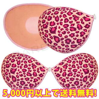 Barbra super light Leopard Leopard pink other Silicon bra T shirt Womens one piece cavadores anything OK tube top bra adhesive price